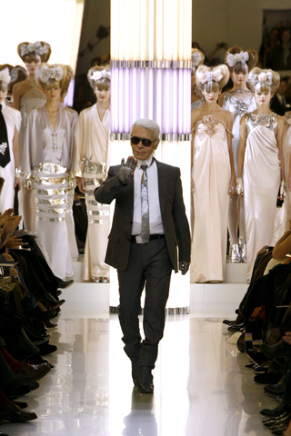 Karl Lagerfeld Chanel Couture 2010 spring-summer